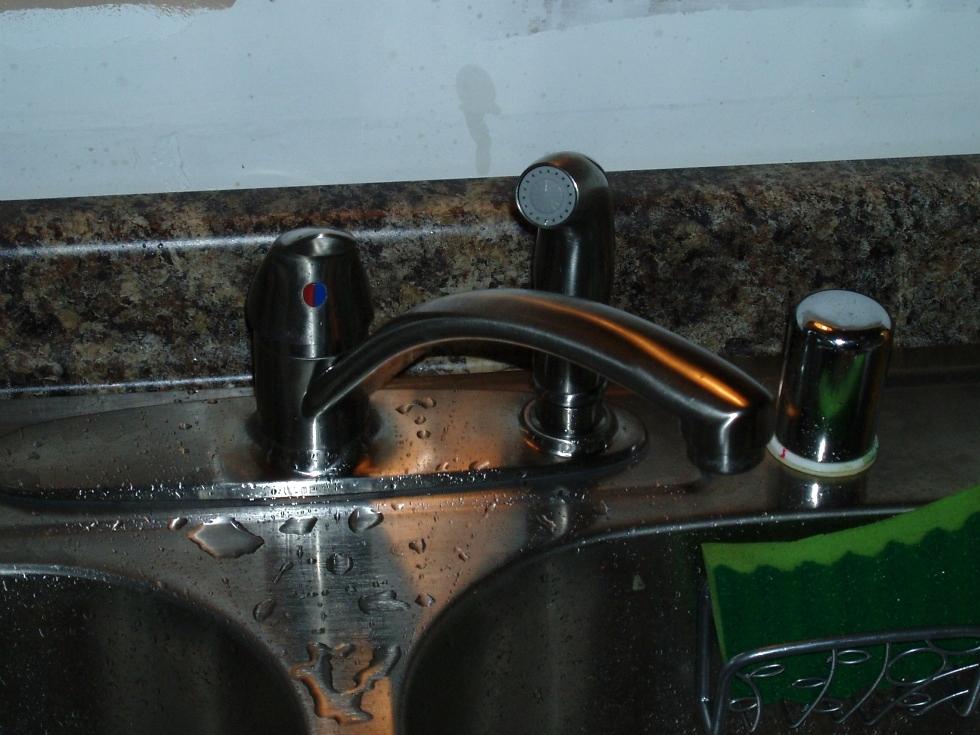 Kitchen Faucet Plumbing Discounts